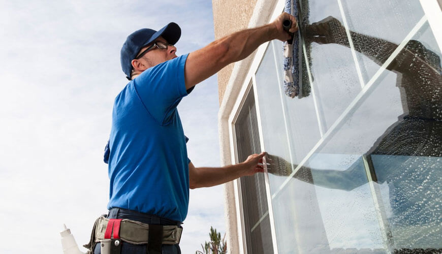 Window Cleaning - Karachi's No.01 Cleaning & Fumigation Company